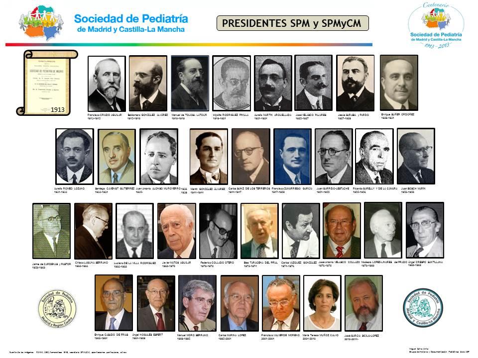 Orla de presidentes