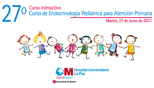27 Curso interactivo de Endocrinología Pediátrica para Atención Primaria