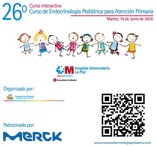 Curso interactivo de Endocrinología Pediátrica para Atención Primaria