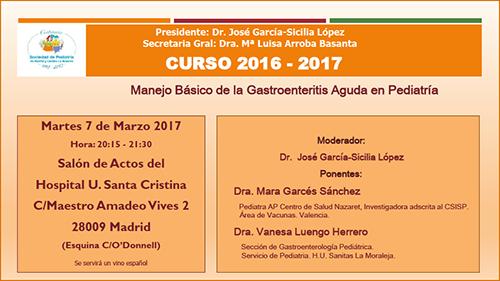 Manejo Básico de la Gastroenteritis Aguda en Pediatría