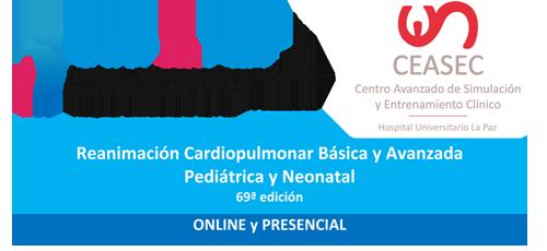 Septiembre de 2018, días 18 y 19. 69ª Edición de Formación en reanimación cardio