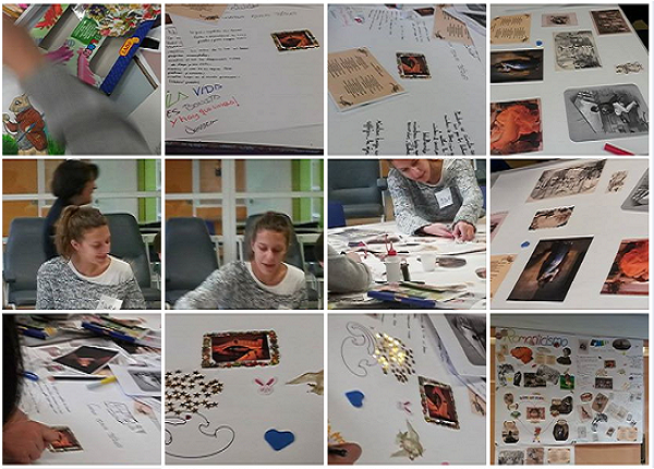fotografías del taller